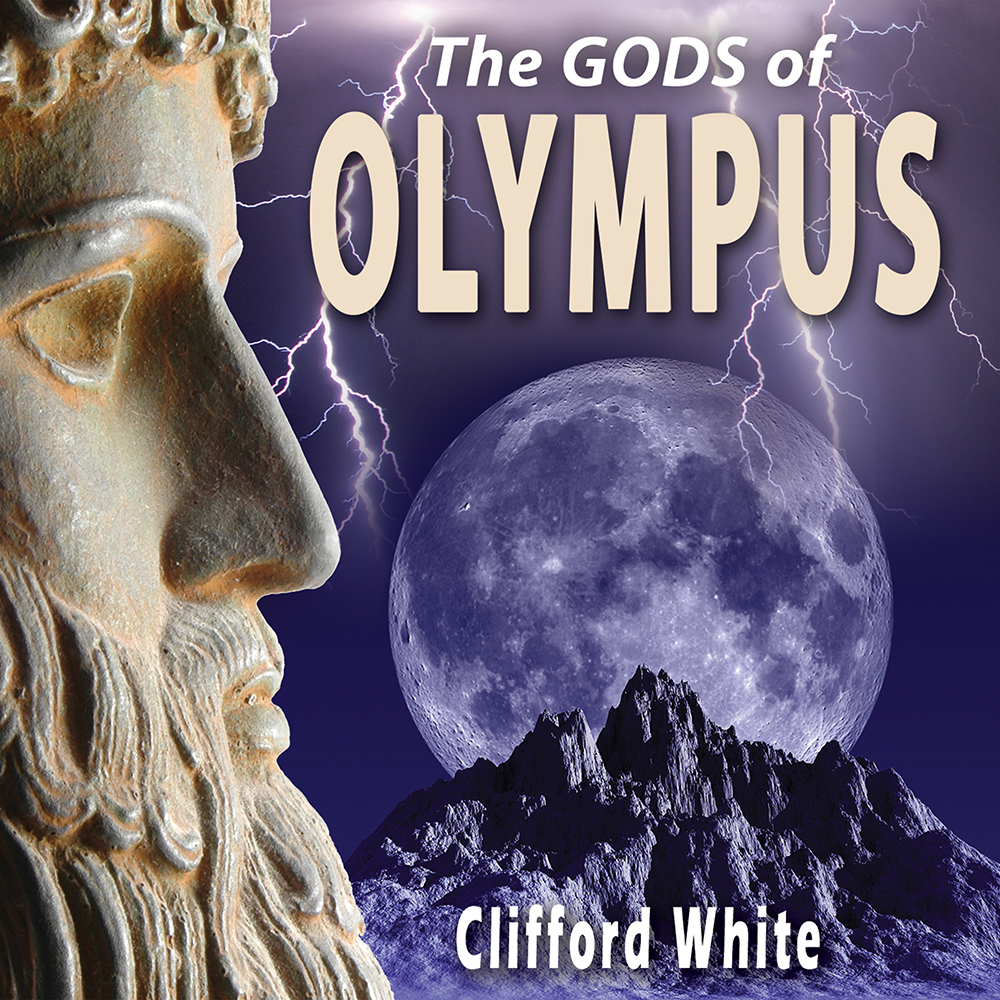 The Gods of Olympus by Clifford White