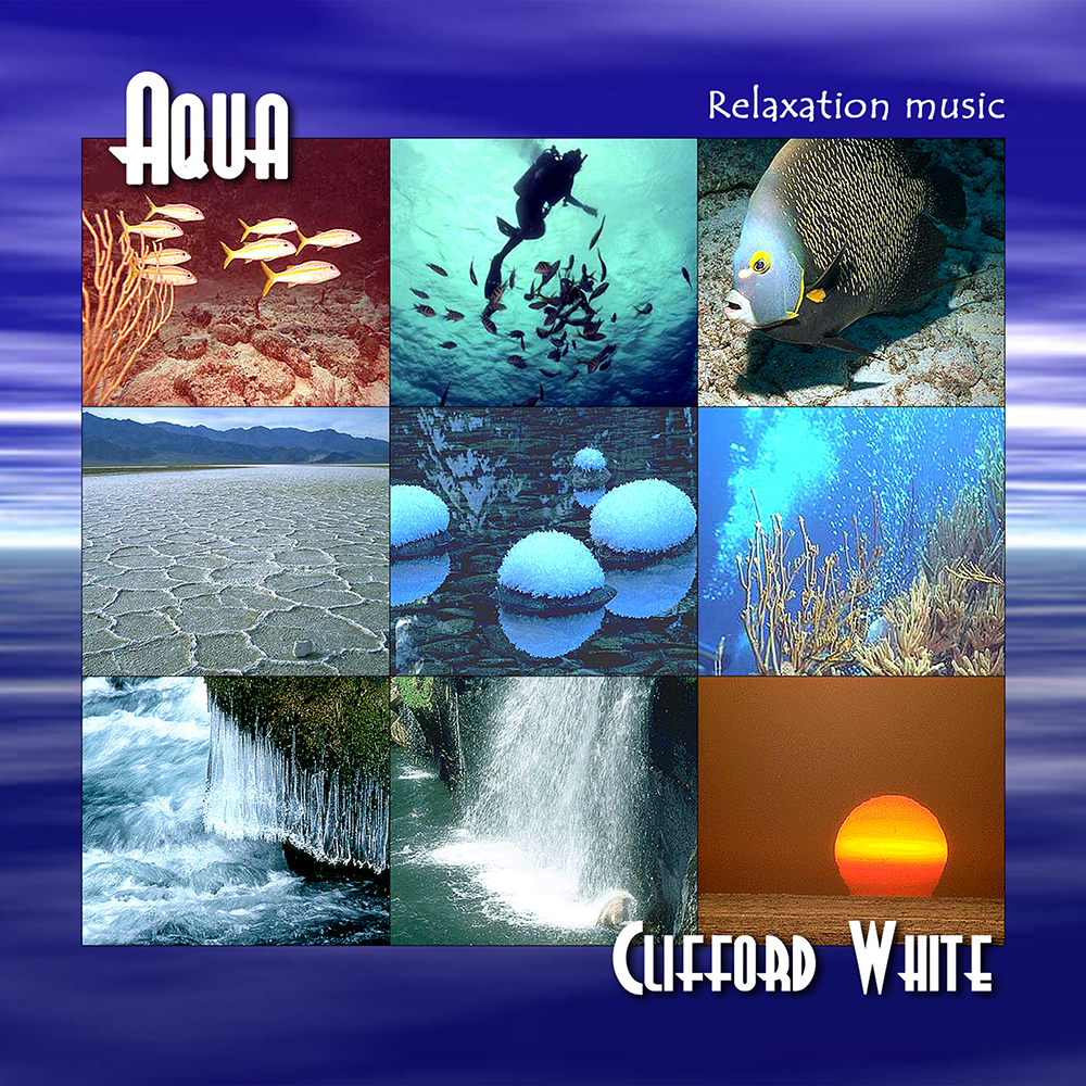 Aqua by Clifford White